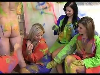 Hot Teens In Heels Cfnm Wild Pai...
