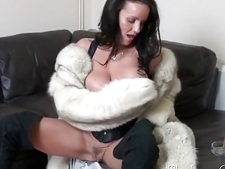 Brutal Sexy British MILF Teasing For You